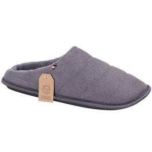 Jo & Joe Men's Maddox Mule Slipper - Grey