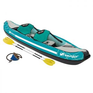 Sevylor Madison Inflatable Kayak Kit