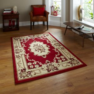 Marrakesh Rug, Red - 120cm x 170cm