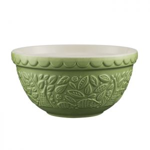 Mason Cash In The Forest Hedgehog Mixing Bowl, 21cm – Green