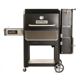 Masterbuilt Gravity Series™ 1050 Digital Charcoal Grill & Smoker