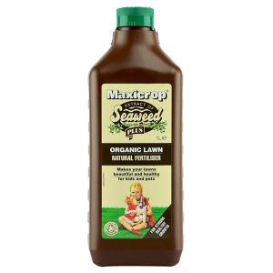 Maxicrop Organic Lawn Natural Fertiliser – 1L