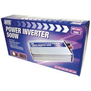 Maypole MP57050 Power Inverter 500W 12V/230V
