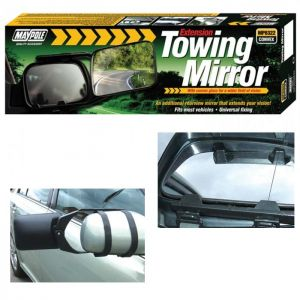 Maypole MP8322 Single Convex Towing Mirror