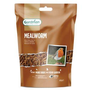 Gardman Mealworm Pouch - 400g