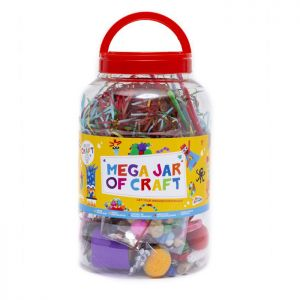 Mega Jar of Craft