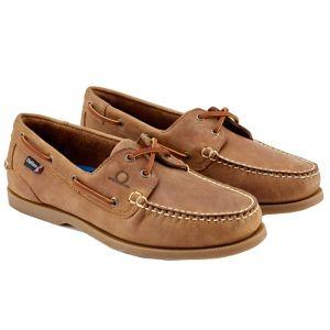 Chatham Mens Deck II G2 Shoes - Walnut