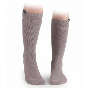 Shires Aubrion Colliers Boot Socks – Mink