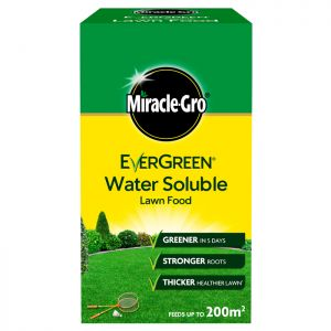Miracle-Gro Soluble Lawn Food - 200m²