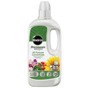 Miracle-Gro Performance Organics All-Purpose Plant Feed - 1L