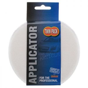 Martin Cox Terry Cloth Applicator Pads - Twin Pack