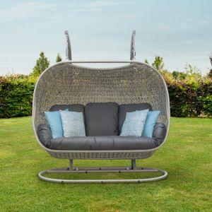 Bramblecrest Monterey Triple Hanging Egg Chair