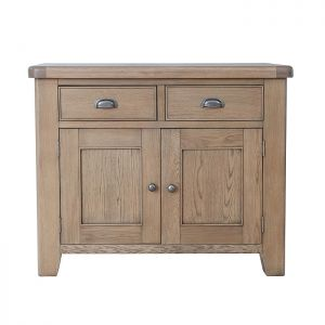 Montgomery Oak 2 Door Side Board