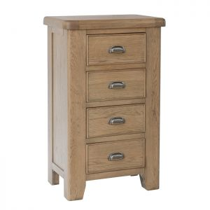 Montgomery Oak 4 Drawer Chest