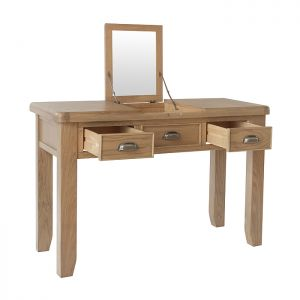 Montgomery Oak Dressing Table