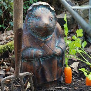 Home & Garden Beatrix Potter Garden Ornament - Mrs Tiggy-Winkle
