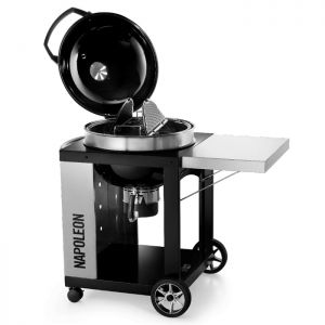"Napoleon 22"" PRO Cart Charcoal Kettle Grill"