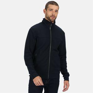 Regatta Men's Ives Lightweight Full Zip Fleece – Navy
