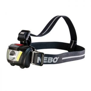 NEBO NB6444 Duo LED Head Torch