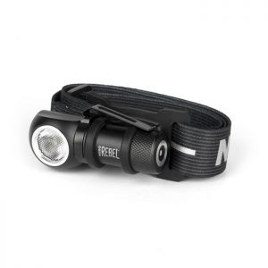 NEBO NB6691 Rebel Rechargeable LED Head Torch