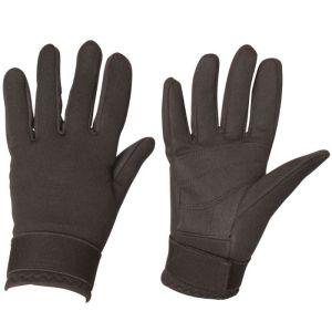 Dublin Neoprene Riding Gloves - Black