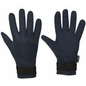 Dublin Neoprene Riding Gloves - Navy