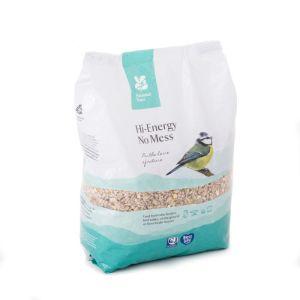 National Trust Hi-Energy No Mess Wild Bird Food - 6kg