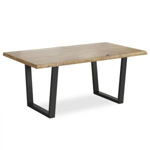 Corndell Oak Mill Waxed Dining Table