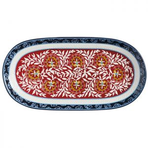 Maxwell & Williams Boho Oblong Platter - 33cm x 17cm