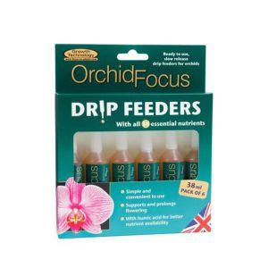 6 x Growth Technology Orchid Drip Feeder - 38ml
