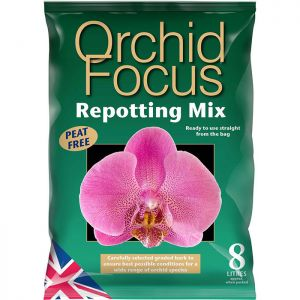 Growth Technology  Orchid Focus Peat Free Repotting Mix - 8L