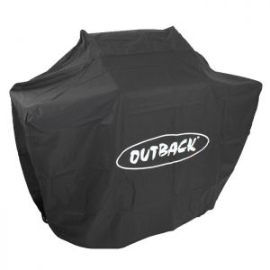 Outback Dual Fuel 2 Burner Barbecue Cover