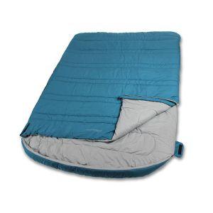 Outdoor Revolution Sun Star Double 400 Sleeping Bag – Blue Coral