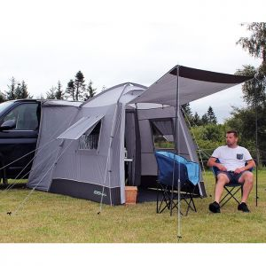 Outdoor Revolution Cayman Outhouse Handi Low Drive-Away Awning
