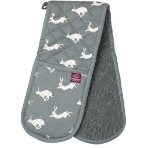 The English Tableware Company Artisan Hare Double Oven Glove