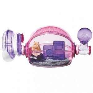 OVO Hamster Home - Pink