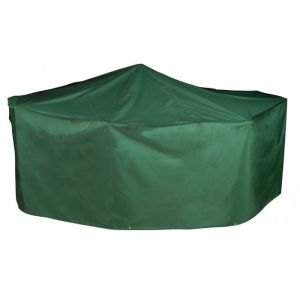 Bosmere P030 Premium Rectangular Patio Set Cover - 6 Seater, Green