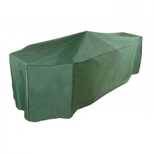 Bosmere P035 Premium Rectangular Patio Set Cover - 8 Seater, Green