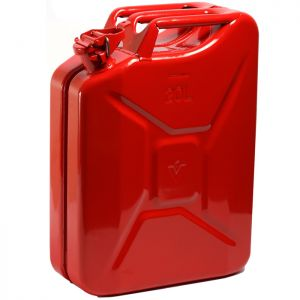 Paddy Hopkirk Steel Jerry Can - 20 Litre