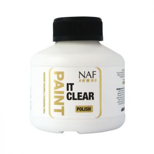 NAF Paint It Clear Polish - 250ml