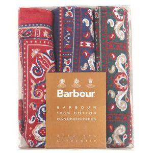 Barbour Handkerchief Set - Paisley