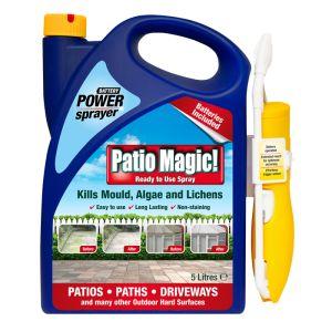 Patio Magic! Ready To Use Spray - 5L