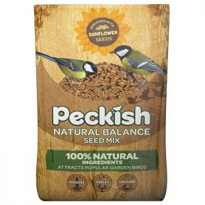Peckish Natural Balance Bird Seed Mix - 12.75kg