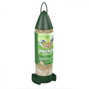 Peckish Complete Ready to Use Easy Seed Feeder