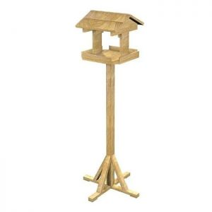 Peckish Everyday Garden Bird Table Self Assembly