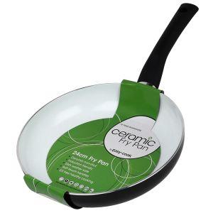 Easy Cook Non-Stick Ceramic Frying Pan – 24cm