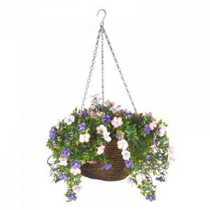 Smart Garden Petunia Hanging Basket