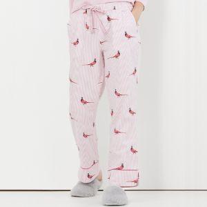 Joules Women's Luna Pyjama Bottoms – Pheasant Pink