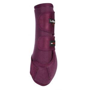 LeMieux ProSport Support Boots, Set of 2 - Plum