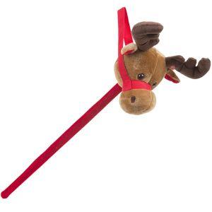 Plush Musical Hobby Reindeer